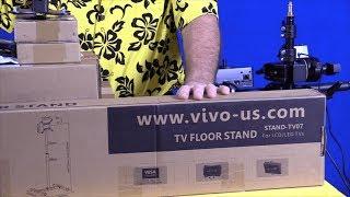 Vivo TV Floor Stand VESA Mount