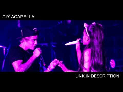 Ariana Grande - What Do You Mean Remix - FULL ACAPELLA
