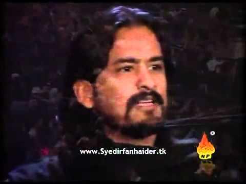 Hussain Minni Wa Ana Minal Hussain - Irfan Haider 2011