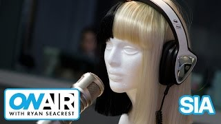 Sia Explains Her Mystery Persona | On Air with Ryan Seacrest