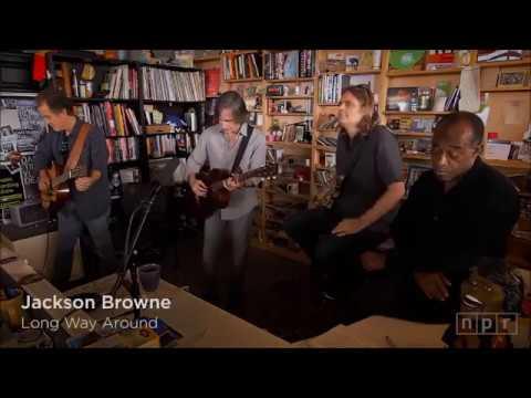Jackson Browne - Long Way Around **live & acoustic