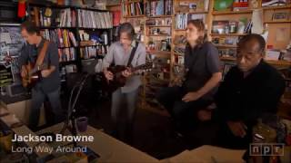 Jackson Browne - Long Way Around **live & acoustic