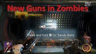 infinite warfare new guns udm r vn in zombies 1st game using them rave in the redwoods