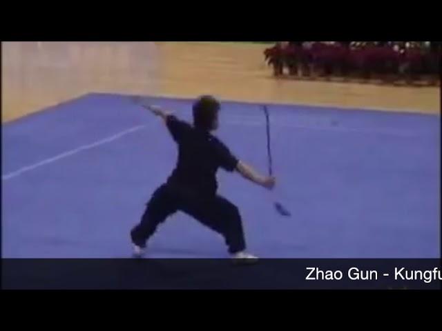Zhao Gun - Kungfu Wushu Epée