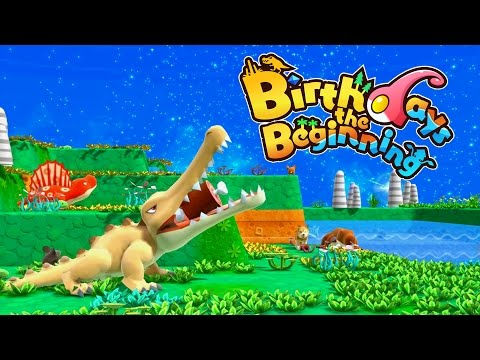Crocs, Dogs, and Monkeys! - Let's Play Birthday's The Beginnings Gameplay