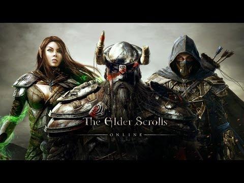 The Elder Scrolls Online : A Primeira Meia Hora