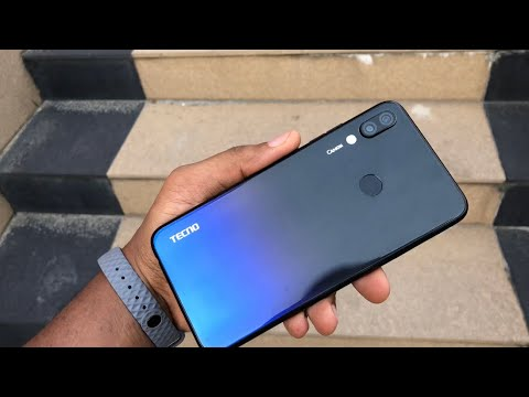 TECNO Camon 11 Pro Hands On Review