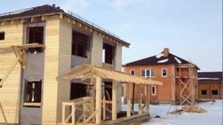 Хай-тек 128 кв.м. Фасадные работы(, 2012-03-30T08:50:10.000Z)