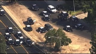 California Bank Robbery Leads to Deadly High-Speed Chase