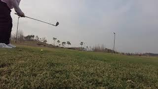 이천 골프장, 이천실크밸리cc 골프스윙 with 오즈모…