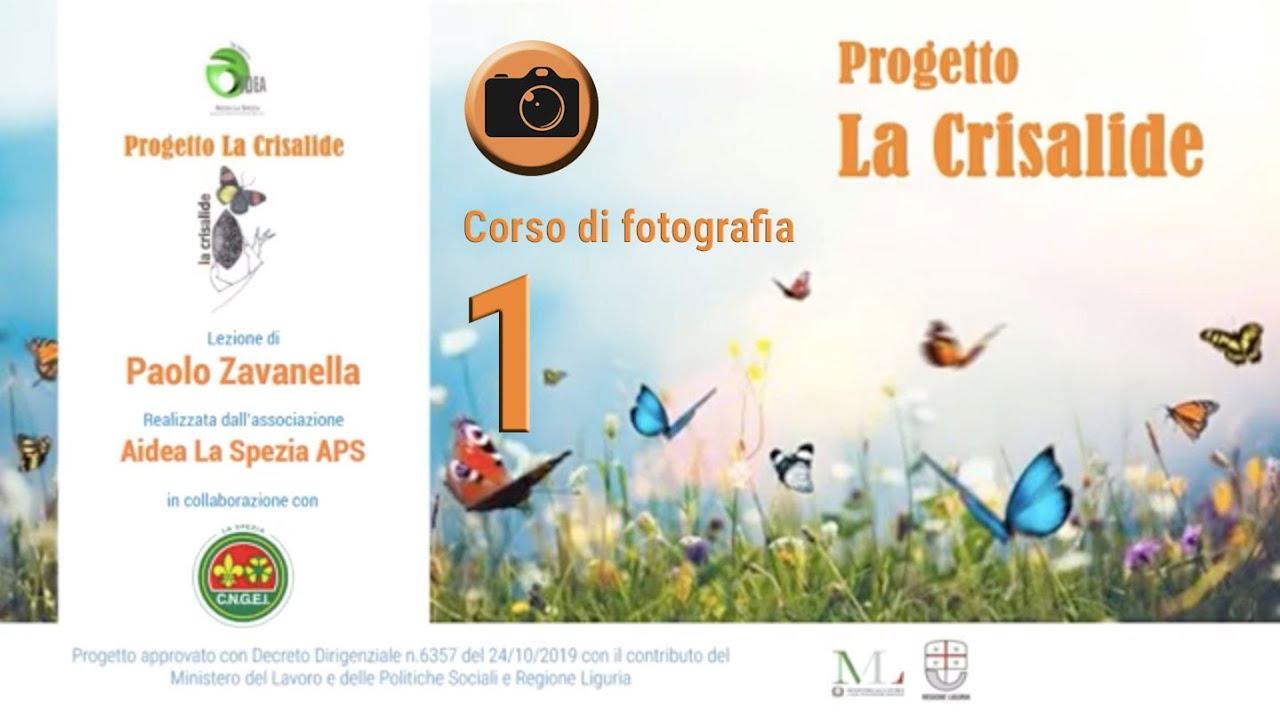 Corso di fotografia - 1 - Paolo Zavanella