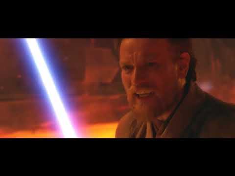 Ты был мне братом Энакин(Вспоминание Оби-Вана ).....Трибьют (Звездные войны)