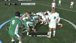 Rugby Challenge 3 - Ireland v Argentina