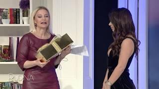 Repeat youtube video Rudina - Të reja në jetën e Aurela Hoxhës! (07 dhjetor 2016)