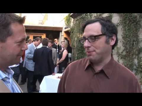 Harry McCracken interviewed at the Web 2.0 Summit Premiere Dinner