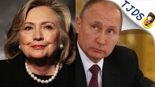Clinton Colluded With Russia To Smear Trump During Election