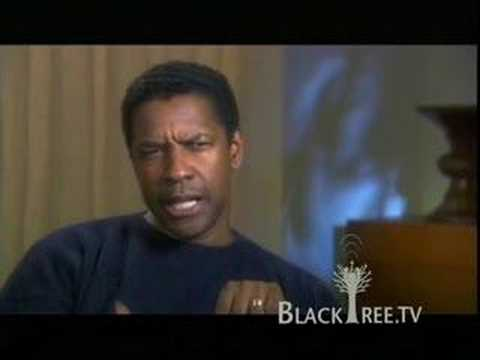 Denzel tells how Frank Lucas became, 'American Gangster'