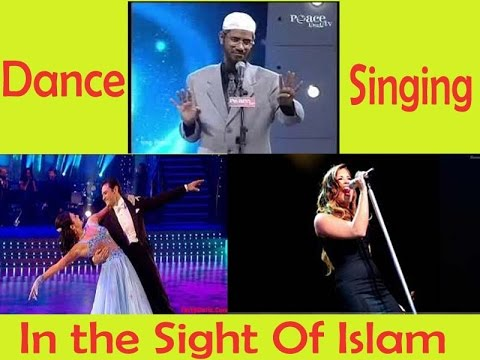 Is dancing and singing haram in Islam ? || Answer Given By Dr Zakir Naik(2016)