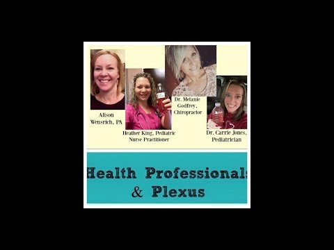 See what these Health Professionals say about Plexus.