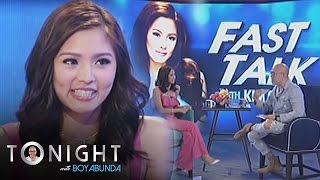 TWBA: Fast Talk with Kim Chiu