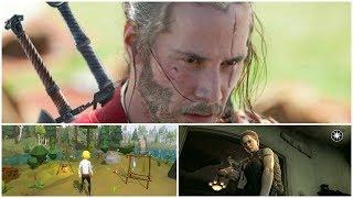 Сериал о Ведьмаке столкнёт лбами CD Projekt RED и Анджея Сапковского   Игровые новости