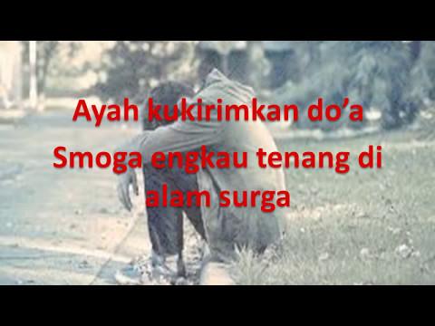 lirik lagu ayah-laoneis band lampung