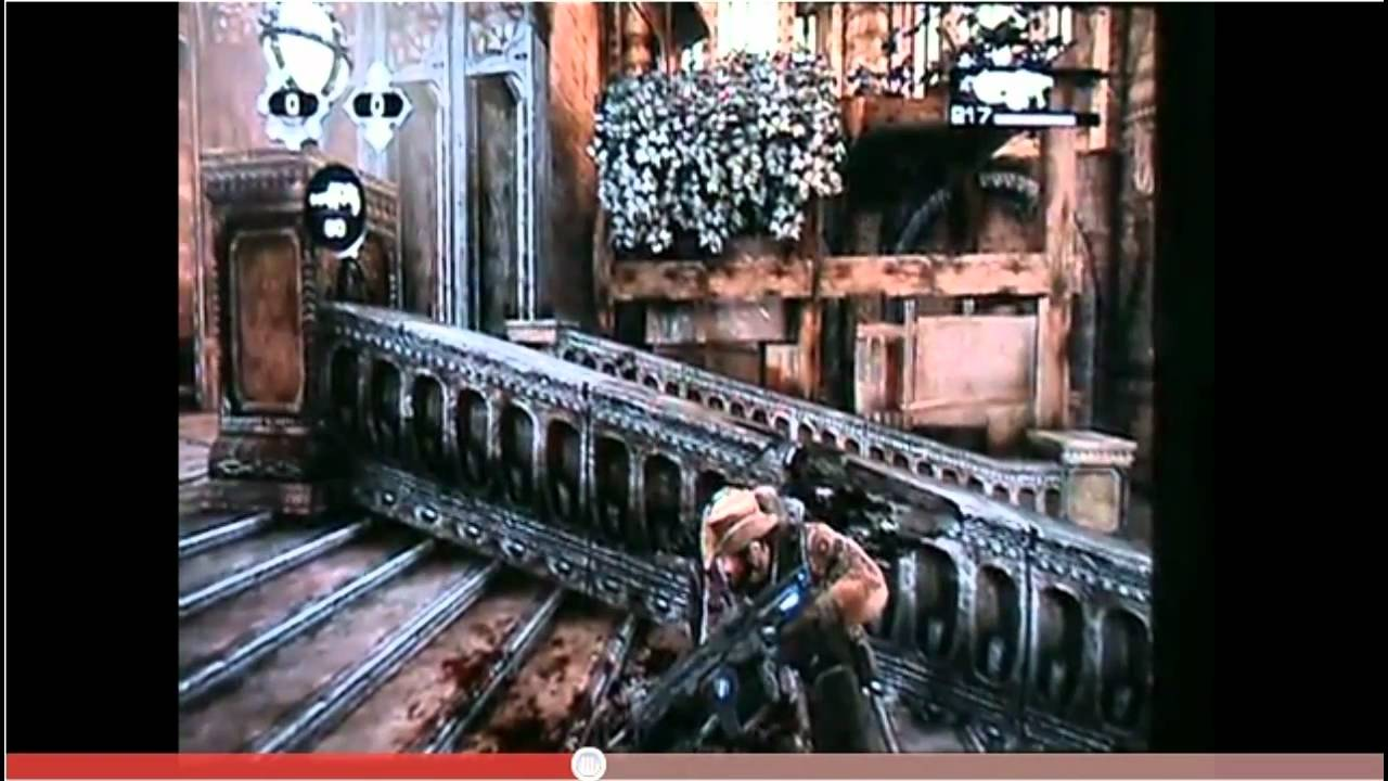 gears of war glitches how to