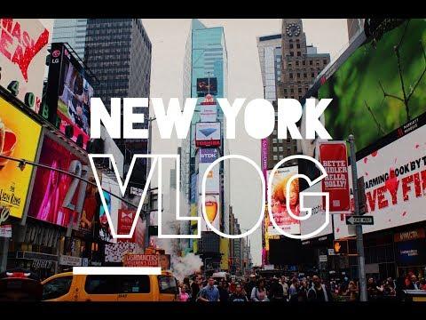 New York Vlog | Ileanin