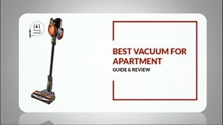 видео best apartment vacuum cleaner