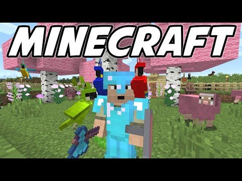 Paul Plays Minecraft - A Long and Dangerous Journey!! - Let's Play Minecraft - Ep. 36