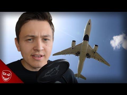 Flugzeuge stehen still am Himmel! Was steckt dahinter?