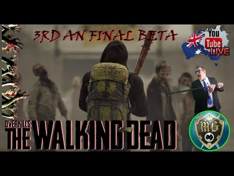 Overkill's The Walking Dead 🔴 3RD An Final Beta - Any New Content? thumbnail