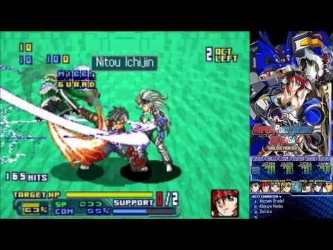 455 hit combo!! - Super Robot Taisen OG Saga: Endless Frontier {HD}