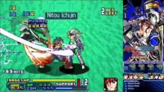 455 hit combo!! - Super Robot Taisen OG Saga: Endless Frontier {HD}
