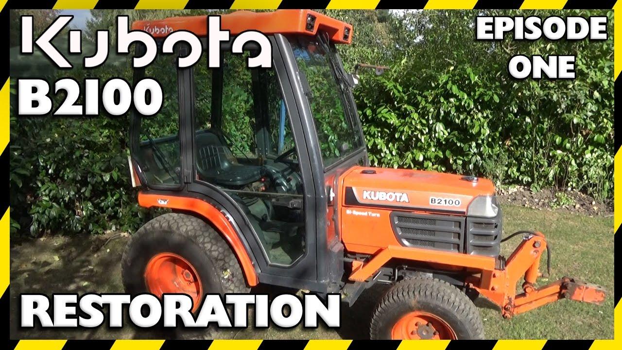 kubota b2100 farm tractor kubota farm tractors kubota farm tractors tractorhd mobi [ 1280 x 720 Pixel ]