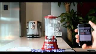 Waring Pro 얼음