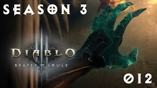 Let's Play Dieblo 3 - Reaper of Souls [S03E012] Fast geschafft...[FullHD]