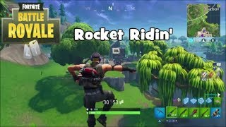 Funny and Epic Moments #14 - Fortnite Battle Royale