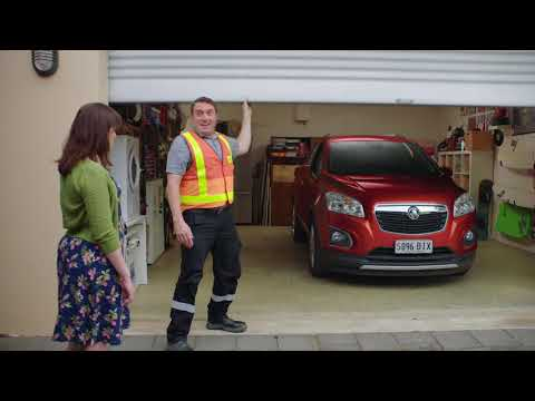 RAA 'Magic Garage' Car Insurance Commercial