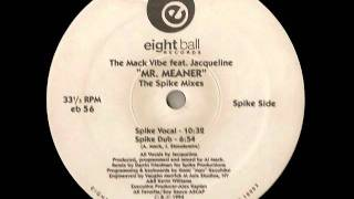 Mr Meaner - The Mack Vibe feat Jaqueline