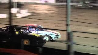 Brooklyn Raceway 4 Cylinder FWD Feature