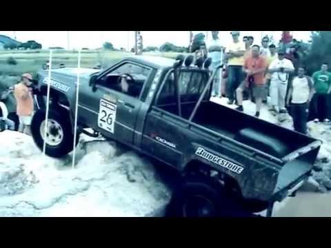 Toyota Hilux pick up Guatemala