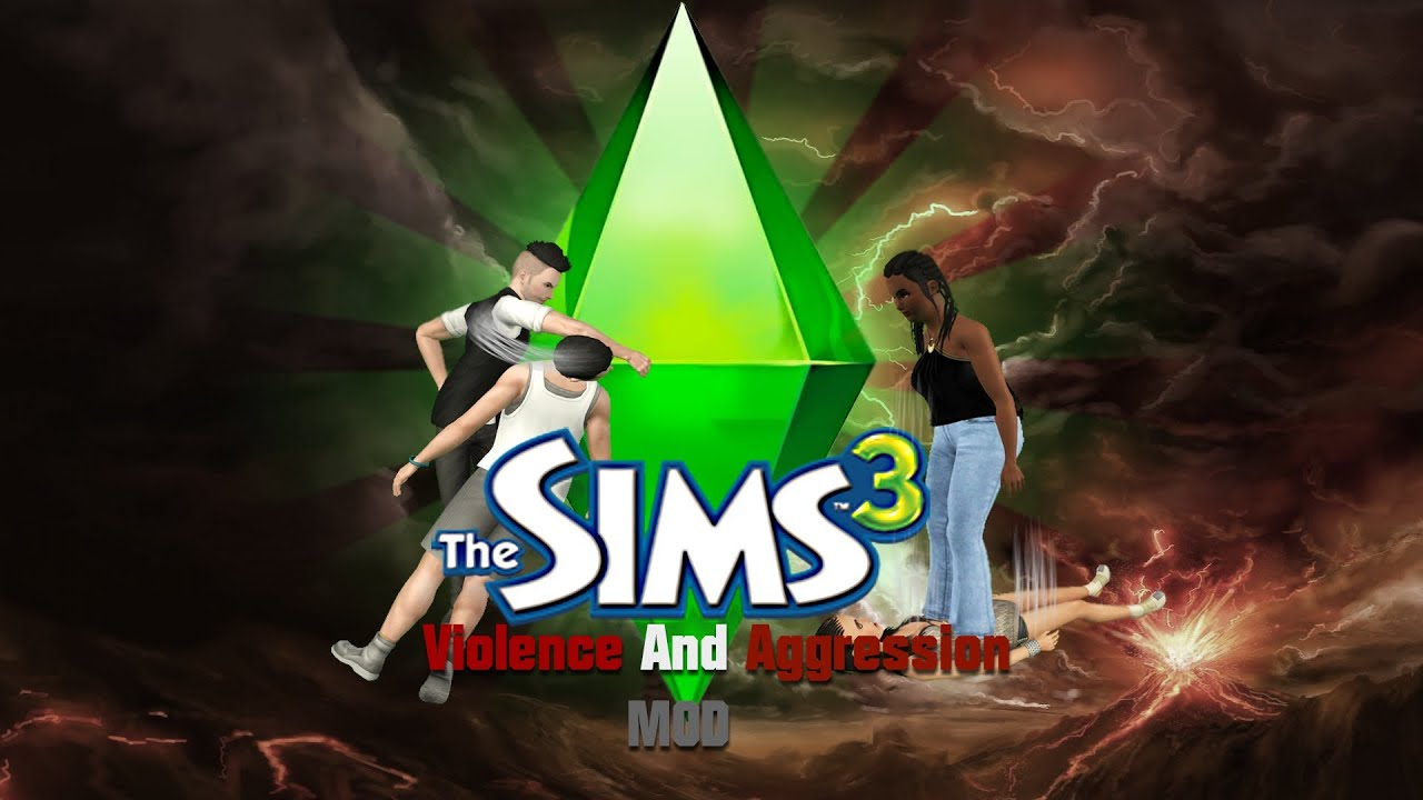 The Sims 3 Violence And Aggression