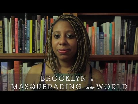 Morgan Parker, Poet   Brooklyn Is Masquerading As The World   Ep 5