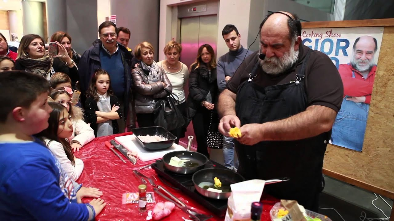 Giorgione orto e cucina ricetta tasca ripiena