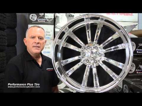 Raceline Static 6 - Performance Plus Wheel & Tire Review
