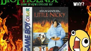 BioPhoenix Game Reviews: Little Nicky (GBC)