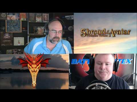 Shroud of the Avatar Roundtable #6 - Voice Chat, UI, Crime and Punishment