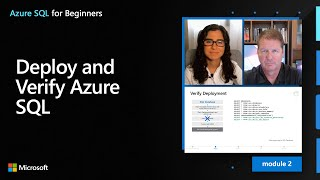 Deploy and Verify Azure SQL | Azure SQL for beginners (Ep. 13)