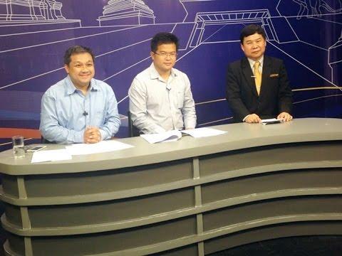 NBT สัมภาษณ์สด มมส เปิดศูนย์การท่องเที่ยวชาญฉลาด